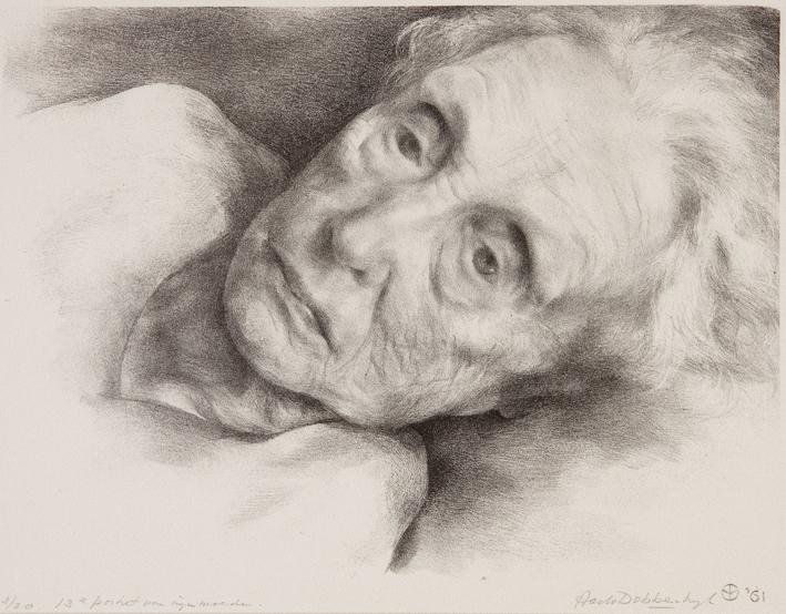 10 1117 aart van dobbenburgh 13e portret van mijn moeder 1961 5