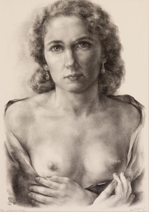1080 aart van dobbenburgh Cosja 5e portret 1961 3