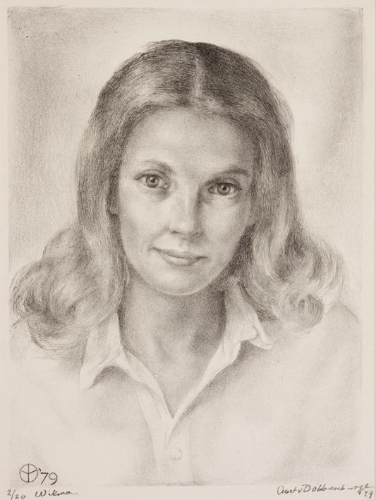 1106 Aart van Dobbenburgh | Wilma 1979 0