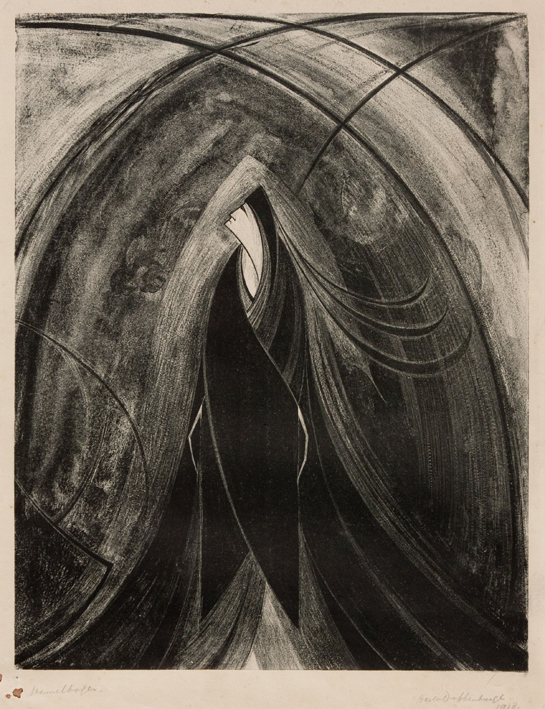 1153 Aart van Dobbenburgh | De hemelsbogen 1918 0
