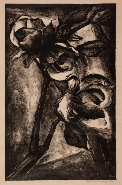 1159 Aart van Dobbenburgh | Magnolia 1926 0