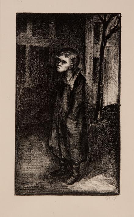 1165 Aart van Dobbenburgh | Manneke 1927 1