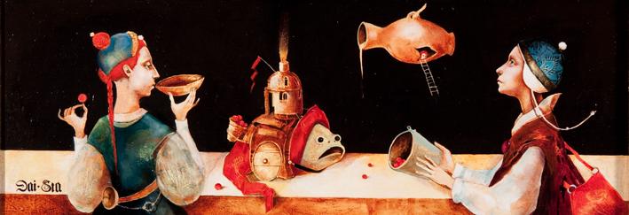 Daiva Stakeviciene jeroen Bosch III